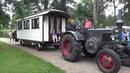 Ursus C-451 met woonwagen Peter Marion