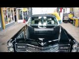 Результат реставрации Cadillac Eldorado 1960 в AMD Plus