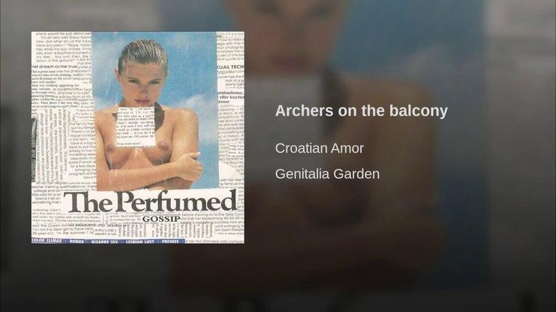 Croatian Amor - Archers on the balcony