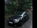 ПОКАТУШКИ ОТ ПЕРВОГО ЛИЦА НА BMW M5 E60