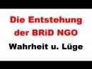 Entstehung der Bundesrepublik Deutschland in zwei Minuten erklärt ...
