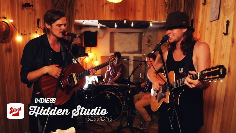 Half Moon Run Full Circle I Can't Figure Out What's Going On Stiegl Hidden Studio Sessions