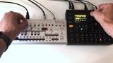 Christopher Kah - Session X with the Elektron DIGITAKT &amp Roland TB-03