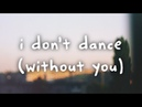 Matoma Enrique Iglesias - I Don't Dance (Without You) ft. Konshens (Lyrics Video)