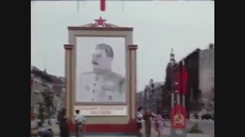 Stalin Zafer Konuşması (Türkçe Altyazılı, 9.05.1945)