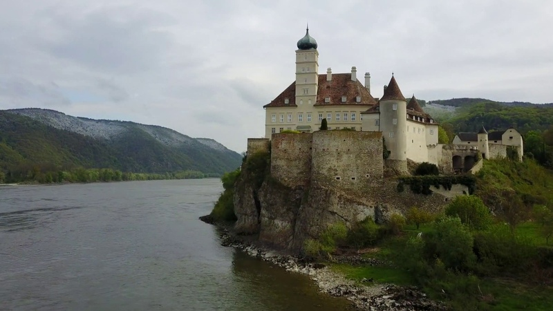 Castles of Slovakia, Czech Republic and Austria by Drone