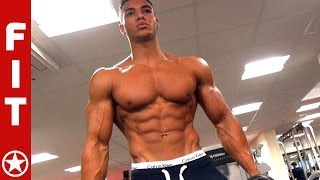 WHEN JUSTIN ST PAUL WAS A FUTURE FITNESS STAR