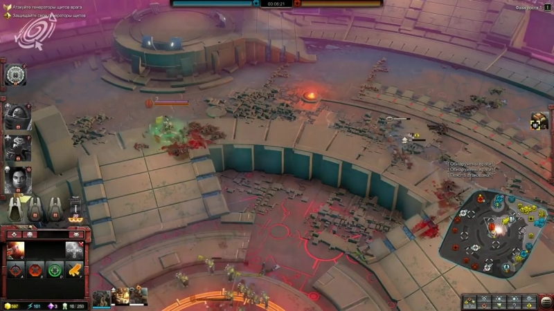 TVG Live Warhammer 40 000 Dawn of War III Честный Видео Обзор Игры
