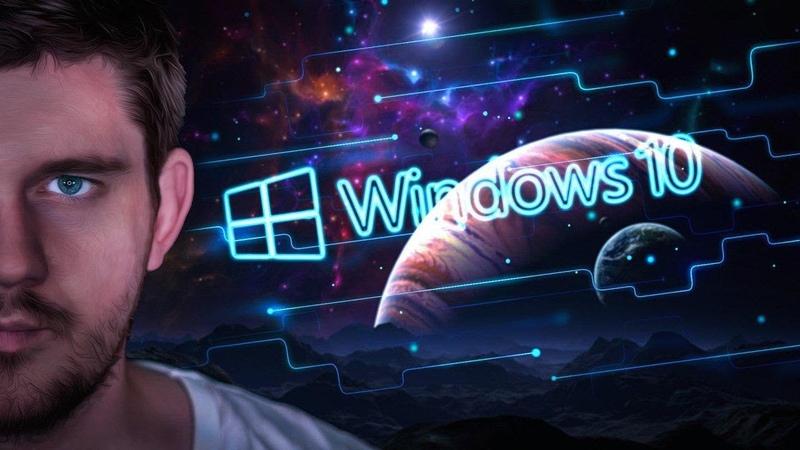 Windows 10 УНИЧТОЖАЕТ MacOs!