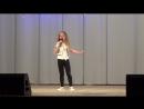 Юный вокалист 2018, Кракосевич Вероника,6 лет - Дипломант 1 степени и Савалева Мария, 6лет - Лауреат3 степени