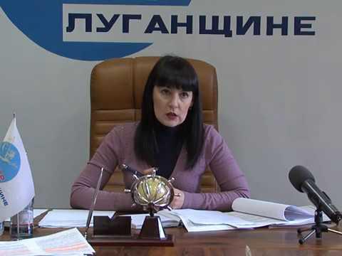 Приём Начальника правового управления Министерства юстиции ЛНР
