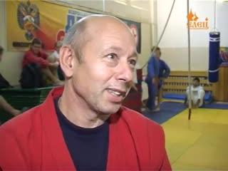 Ельчанин Иван Агафонов стал Чемпионом мира-2018 года по борьбе самбо в Тбилиси