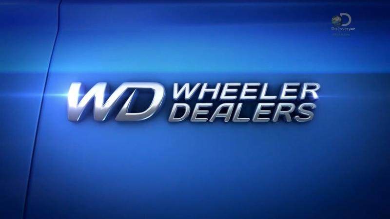 Махинаторы 15 сезон 7 серия. Mini Cooper S MC40 2004 года / Wheeler Dealers (2018)