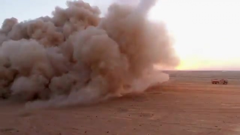 Coalition strikes continue against ISIS targets in the Middle Euphrates River Valley and I