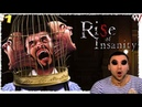 Крутой хоррор Rise of Insanity 1