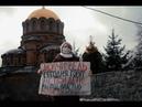 Полиция РФ пристает к гражданину СССР на Крёстном ходу