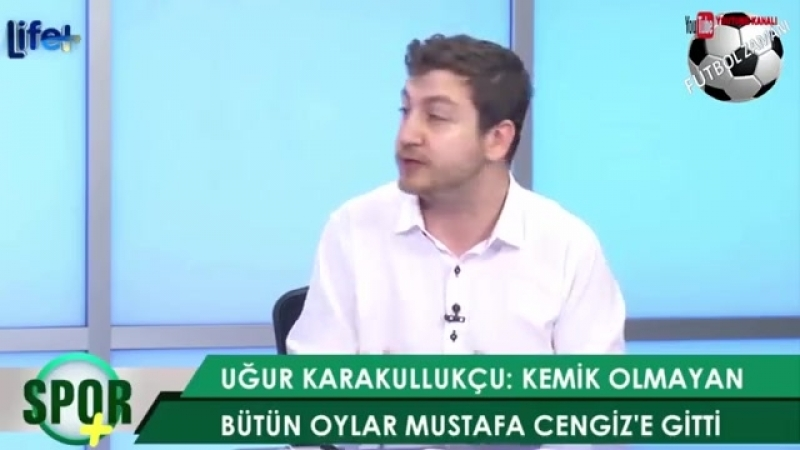 Mehmet Ayan ve Uğur Karakullukçu Galatasaray, Mustafa Cengiz, Secim Yorumları 27 Mayıs 2018