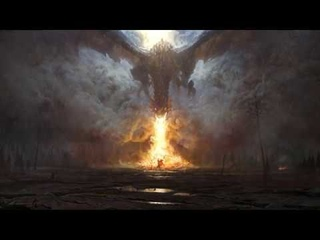 Fire Dragon (Animated) - Wallpaper Engine.