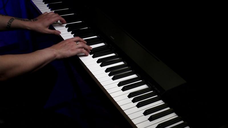 Breeze - La Plage (Samira - It Was Him) — piano cover