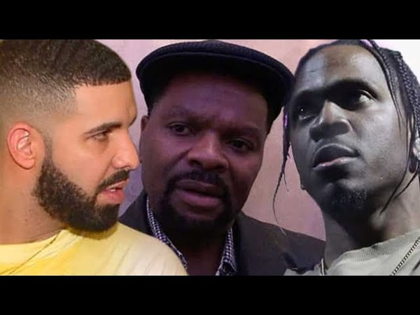 J Prince TELLS Drake DON'T RESPOND To Pusha T! We Don't Play W/ Hogs!!