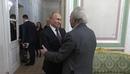 Путин поблагодарил Темирканова за неописуемые чувства