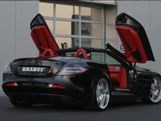 Glenn Morrison-Contact (Vocal Mix) Mercedes Benz SLR BRABUS