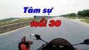 Tâm sự linh tinh về tình yêu, dầm mưa, Offroad SML và gặp tai nạn trên quốc lộ 1A