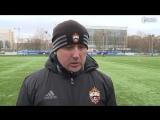 Андрей Аксёнов- Построили свою игру на быстрых атаках