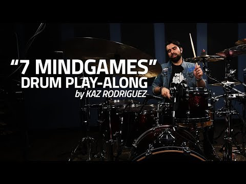 7 Mindgames by Kaz Rodriguez (Drum Play-Along)