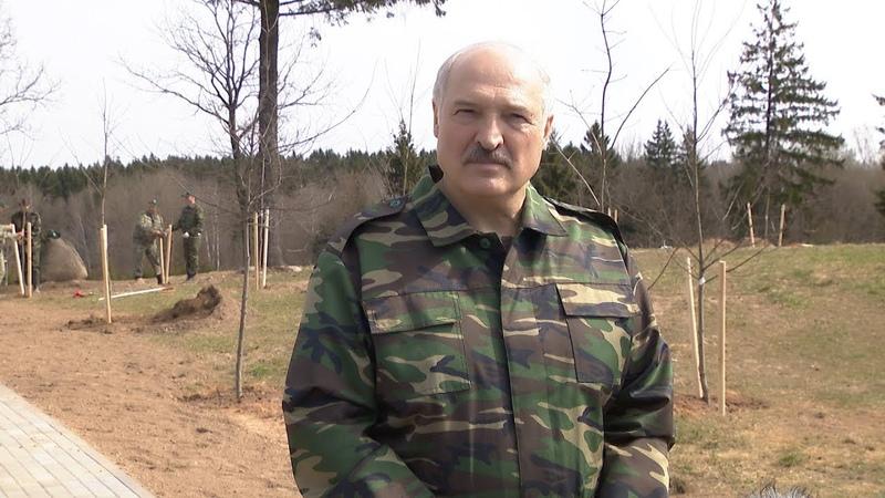 Лукашенко события военных лет на Линии Сталина учат всегда быть готовыми к отражению агрессии