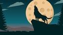 Ultimate Moon Wolf Illustration | Illustrator Tutorial