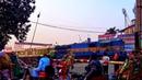 Railway. Bangladesh Railroad Crossing at Dhaka Airport / Проезд железнодорожного переезда в Дакке