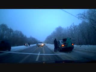 ДТП Бендеры-Кишинев 26.01.19