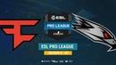 FaZe vs AGO - ESL Pro League S8 EU - bo1 - de_train [Anishared]