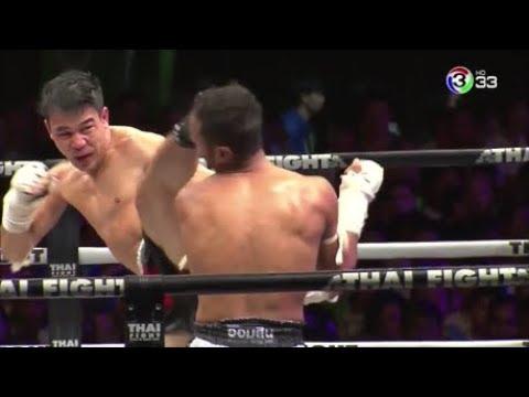 Thai Fight 27-10-2561 เพชรพะงัน ลูกเจ้าพ่อโรงต้ม vs เฟลิเป้ โกอีส Petch-Phangan vs Felipe