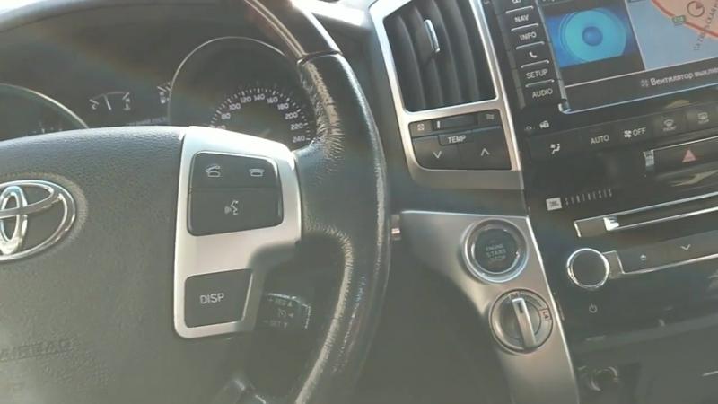 Обман в Рольфе. Тойота Ленд Крузер 200 2012 года за 2,3 млн