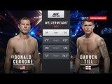 Darren Till vs. Donald Cerrone Full Highlights
