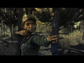 Новый тизер The Walking Dead: The Final Season