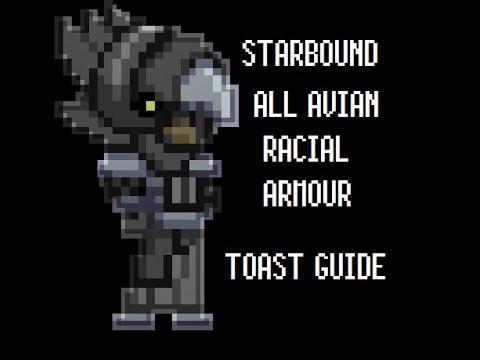 Starbound - All Avian Racial Armour