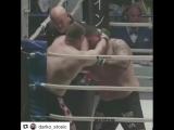 Мирко Кро Коп пробивает черепушку Мартинесу!