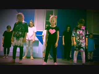 Первые танцевальные шаги наших учеников / Jam Studio Pro