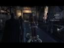 Batman Arkham Asylum начала [1 серийи]
