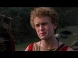 Луций Ворен и Тит Пулло спасают Октавиана (Сериал Рим)