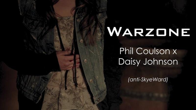 Phil Coulson x Daisy Johnson [Skoulson anti-SkyeWard] |