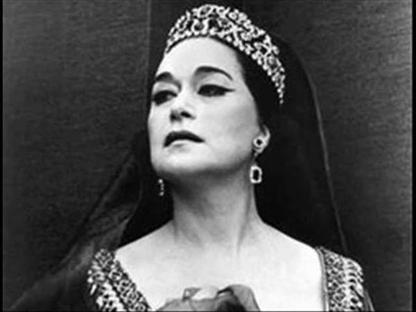La Vestale - Gaspare Spontini - 1969