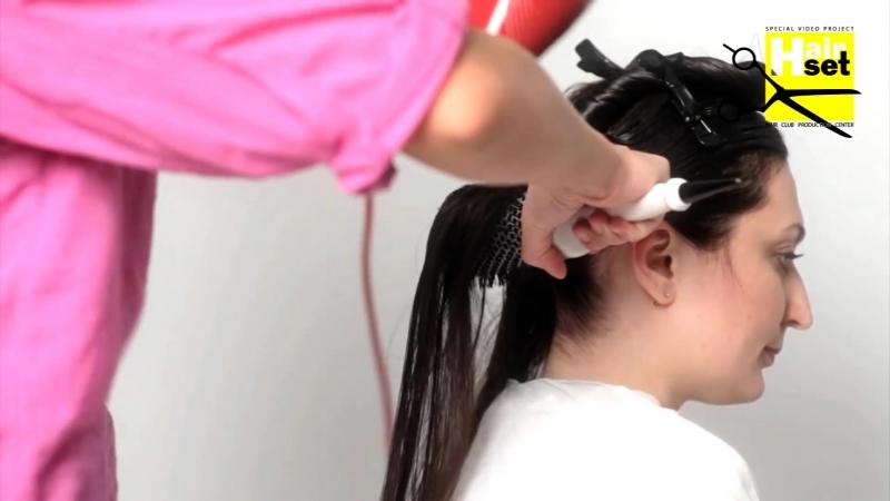 Hair Set 3 выбривание рисунков выпрямление накрутка стрижка BaByliss Harisma Alterna