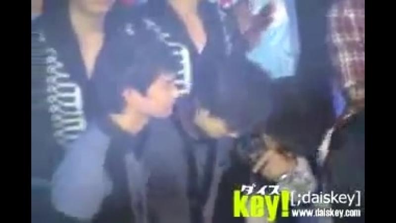 080918 MINKEY MOMENTS @ MCD Ending JONGHYUN KEY'S CRYING [KEY FOCUS]