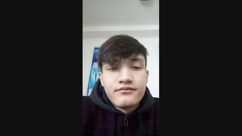 Бекжан Тусипбай - Live