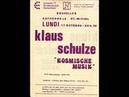 Klaus Schulze Concert 17/10/1977 cathédrale des SS Michel et Gudule, Bruxelles. Rappel.