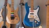 Jason Becker's Guitar Collection